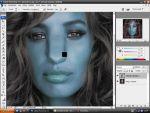 Adobe Photoshop: Navi Avatar k�sz�t�s saj�t k�peinkb�l