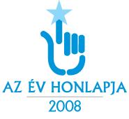 VideoSmart.hu - Az Év Honlapja 2008!